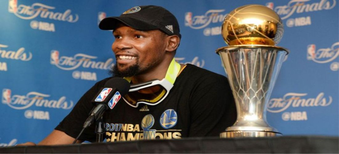 7a199a4de79 Kevin Durant Agrees A 2-Year Deal with Golden State Warriors | ck10media